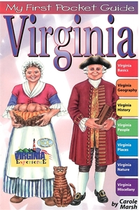 My First Pocket Guide: Virginia